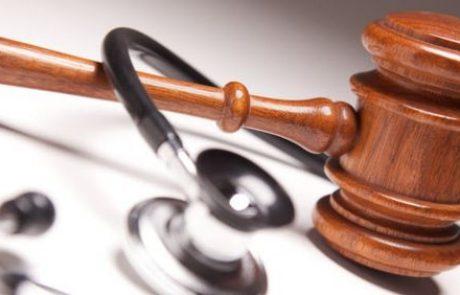 תהליך הגשת תביעות רשלנות רפואית